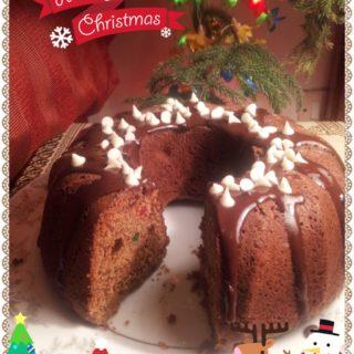 Recipe Christmas Plum Cake