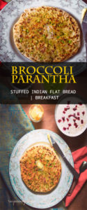 broccoli parantha