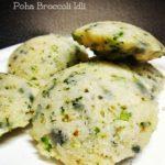 broccoli idli
