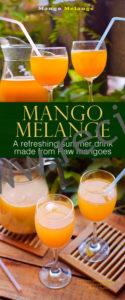 Mango Melange Cooler recipe