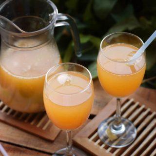 Mango Melange Cooler