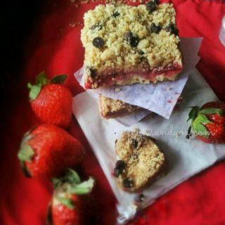 Recipe Strawberry Mini Cakes