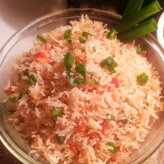 Recipe Vegetable Fried Rice