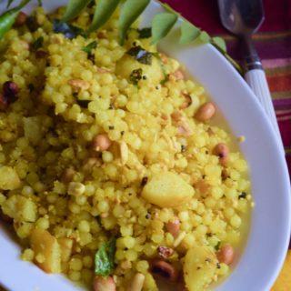 Sabudana Khichdi – Vrat Recipes/ Recipes for fasting