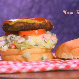 Yam Burger