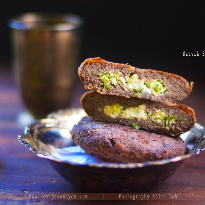 Kuttu Ki Kachori /Buckwheat Pastry