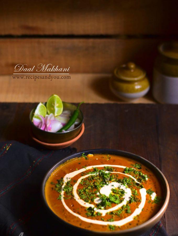 Dal Makhani/ Makhani Dal- 30 minutes Meal