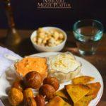 Navratri/Fasting Mezze Platter