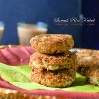 Samak Ke Kabab- Fasting Recipe