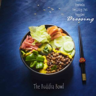Buddha Bowl Recipe-What is a Buddha bowl and How to make it.