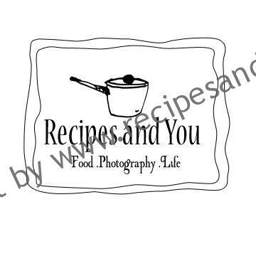 Recipesandyou