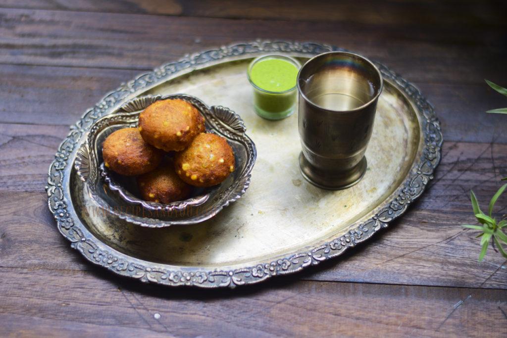 Navratri Fasting, Sabudana Vada