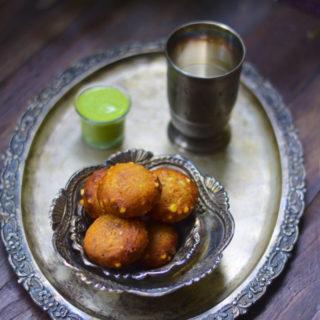 sabudana vada,navratri fasting recipe,tapioca