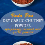 dry chili garlic powder recipe